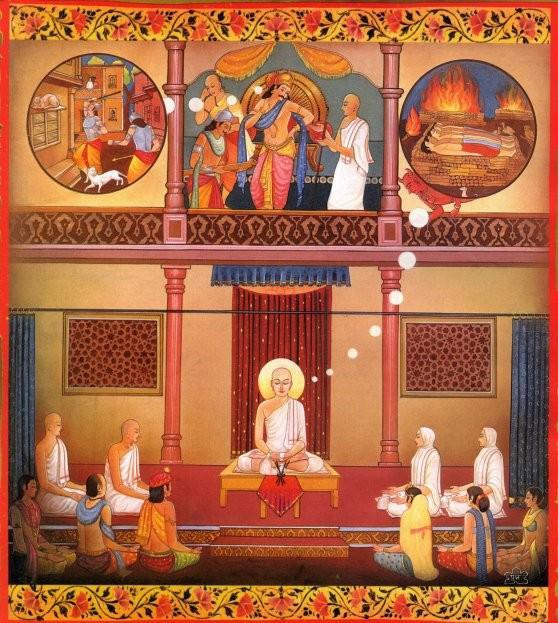 Bhadrabahuswami « Jain Square