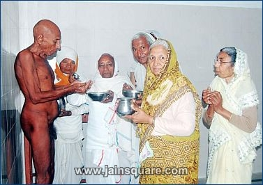 Gochari (Alms) | Jain Square
